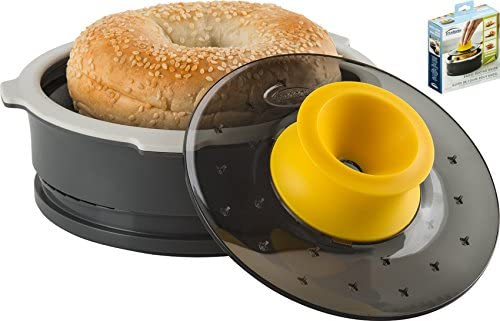 Trudeau Bagel Slicing Guide Review